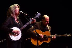 Kathy Mattea, live on Mountain Stage