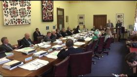 The House Committee on Veterans Affairs looks at H.B. 4318, focusing on the mental health of veterans.