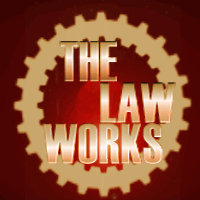 The Law Works is a weekly television series that addresses legal issues of concern to residents of West Virginia.