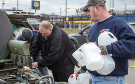 Governor will appeal FEMA's decision to deny funds available under an emergency declaration.