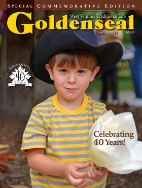 Goldenseal's 40th Anniversary issue is available now.