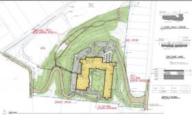 Incubator School Site Plan