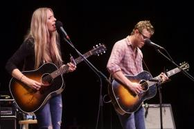 Holly Williams on Mountain Stage