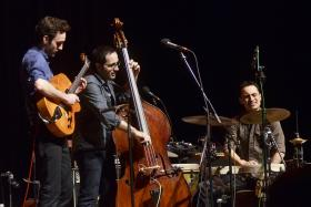 Julian Lage on Mountain Stage