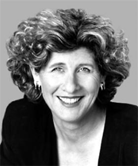 Composer Eleanor Daley.