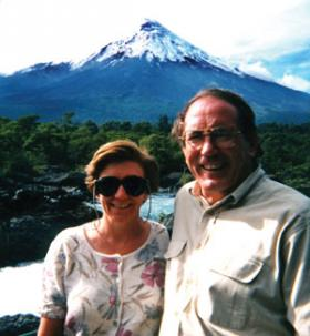 Ellen Mosley-Thompson and Lonnie Thompson