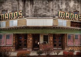 Restoring the Manos Theatre in downtown Grafton is one project being considered as part of the Turn this Town Around project. Grant monies are now available to both Grafton and Matewan.