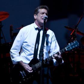 Eagles' co-founder and Generalissimo Glenn Frey.