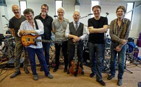 King Crimson, 2014.