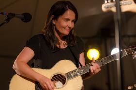 Lori McKenna live on Mountain Stage