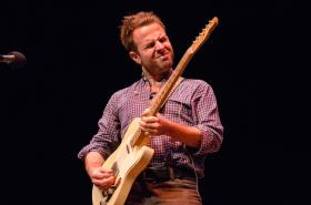 Taylor Goldsmith of Dawes on Mountain Stage