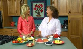 Mahreen Hashimi and Judy Seibert