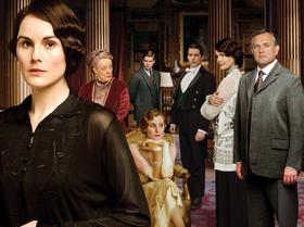 Downton Abbey S5 Group