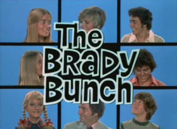 Brady Bunch Screen Shot