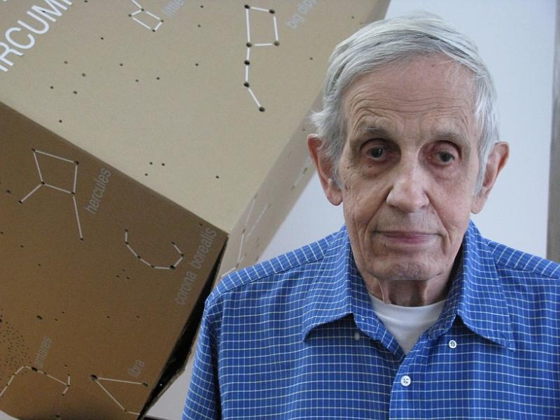 John Forbes Nash, Jr, a 1994 winner of the Nobel Prize in Economics. Nash grew up in Bluefield, West Virginia