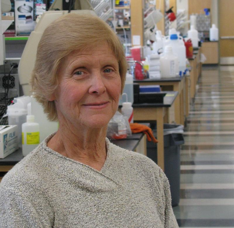 Inspiring West Virginian, bio-engineer Linda Powers