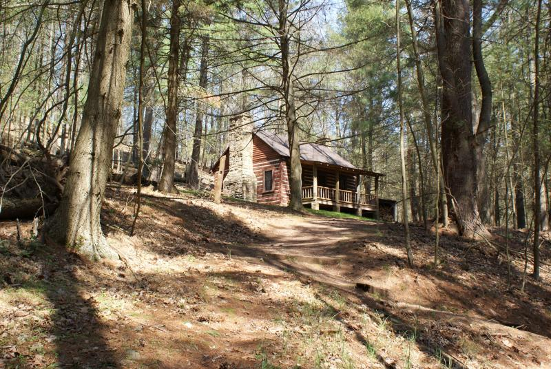 Cabin at Lost River State Park, W.Va.