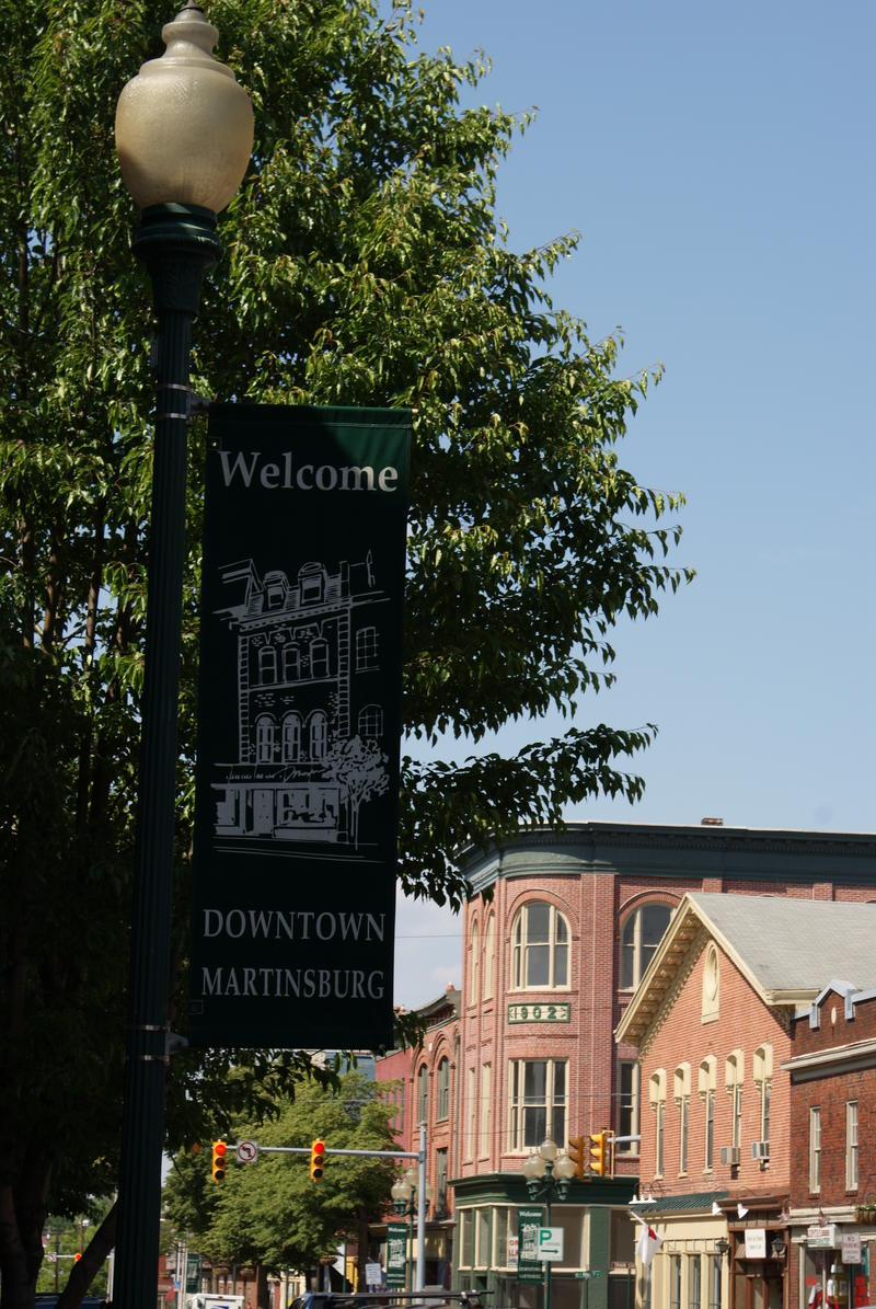 Downtown Martinsburg, W.Va.