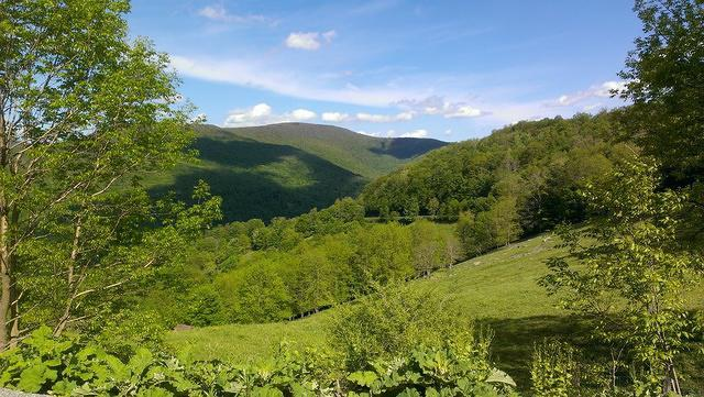 Rich Mountain, W.Va.