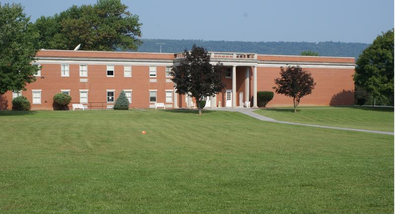 W.Va. Schools for the Deaf and Blind in Romney.