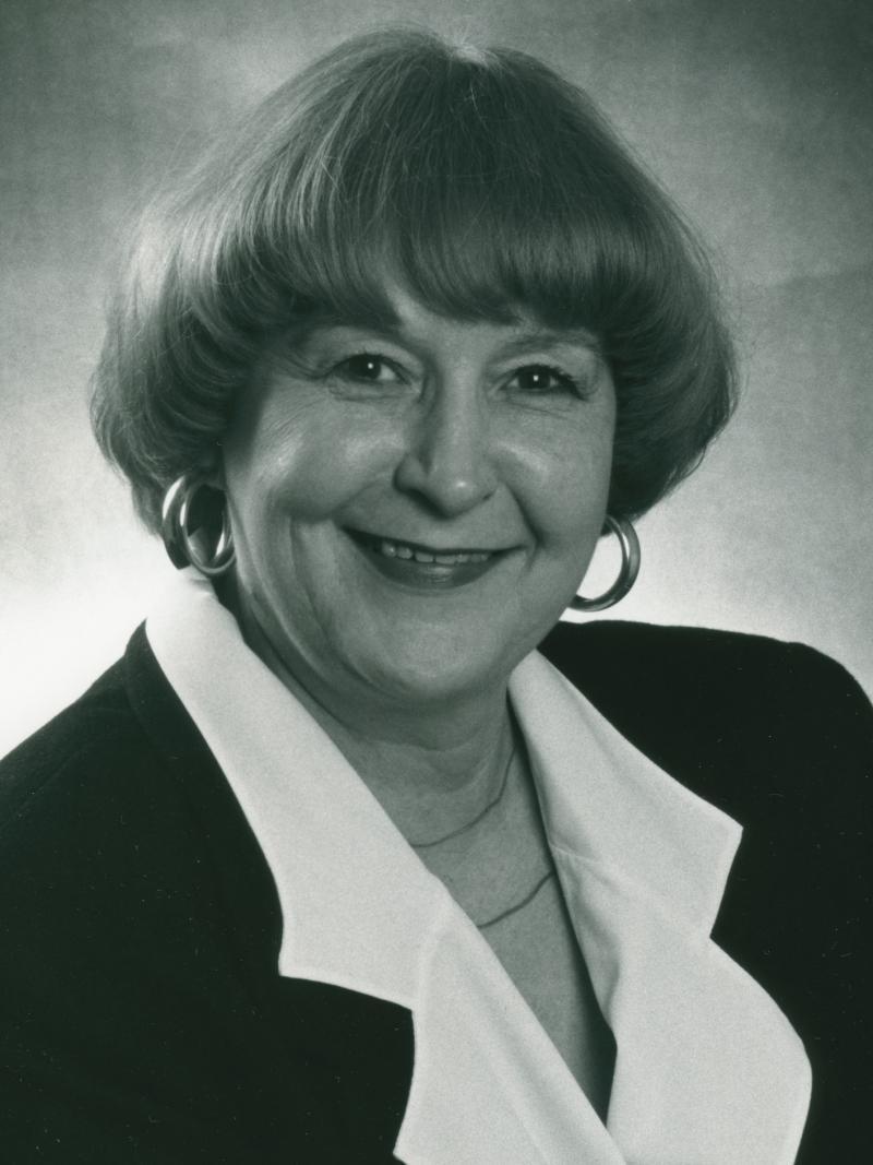 Poet Irene McKinney