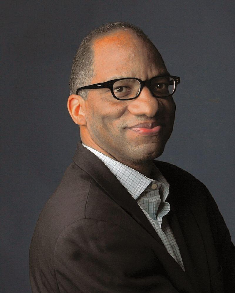 Journalist and author Wil Haygood