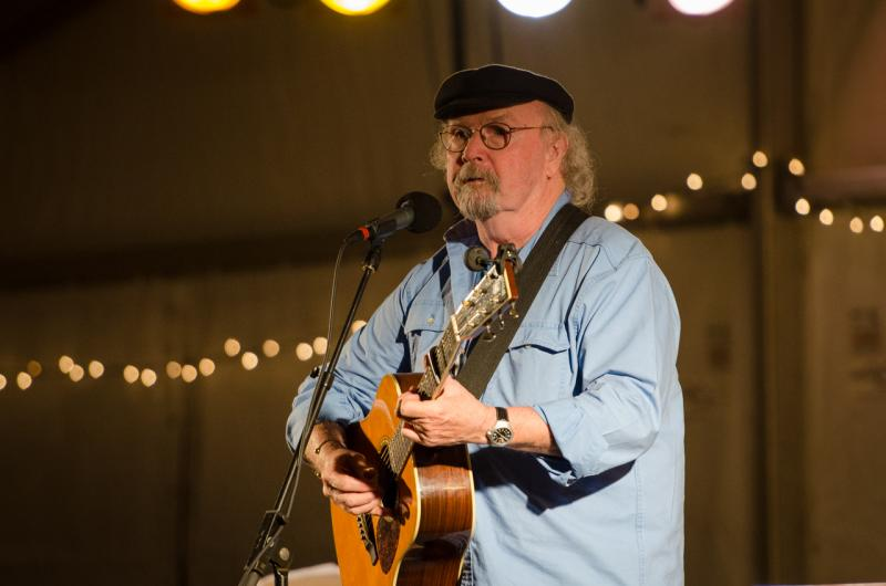 Tom Paxton live on Mountain Stage