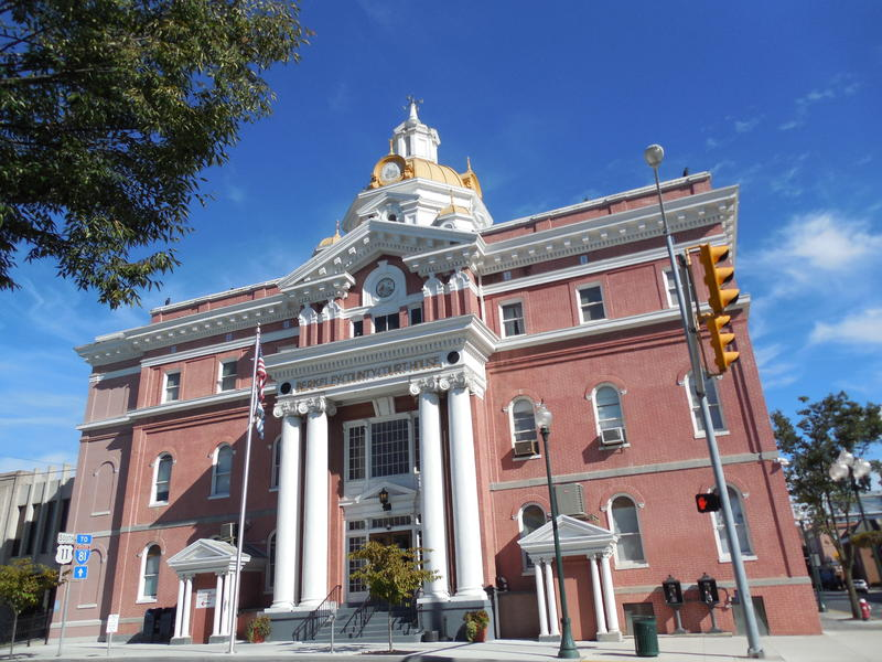 Berkeley County Courthouse