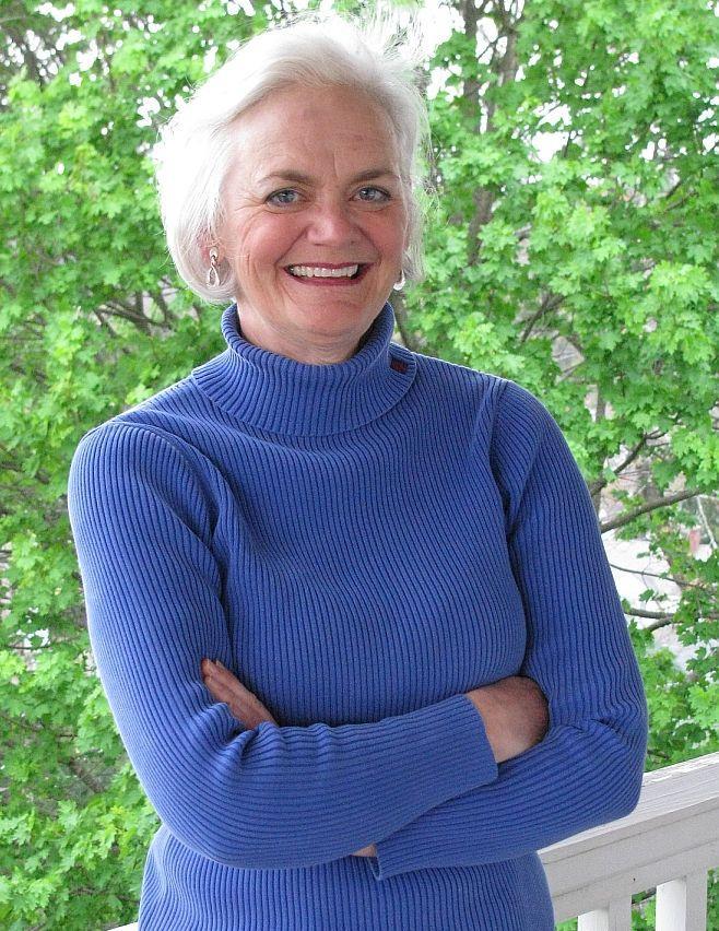 Jean Snedegar of Elkins, producer of Inspiring West Virginians