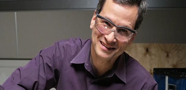 David Pogue, Host of Nova scienceNow