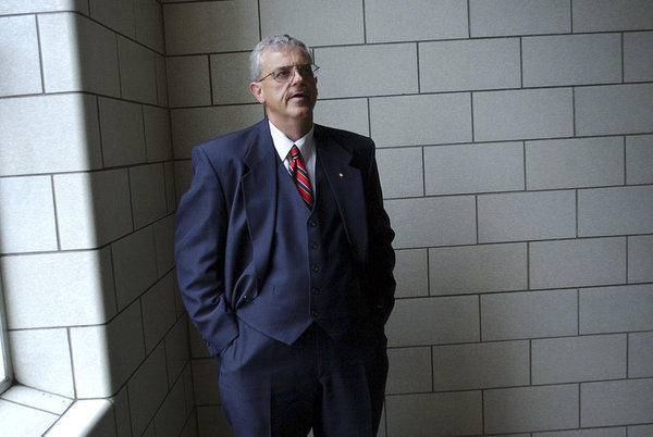 Judge Michael Thornsbury