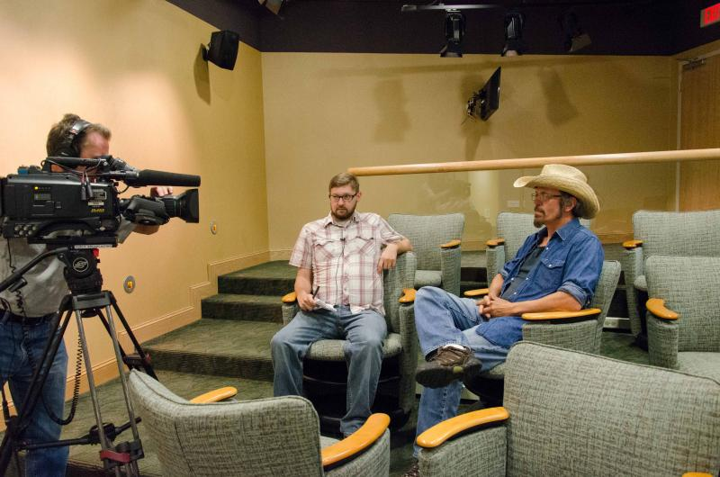Dave Mistich interviews Brian Henneman of The Bottle Rockets at the Culture Center Theatre in Charleston before the show.