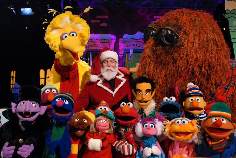 The countdown to Christmas has begun! The first showing of this Sesame Street special is Nov. 27 at 11 a.m. on WV PBS