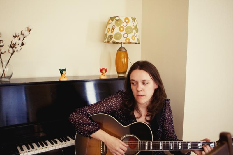Lucy Wainwright Roche returns to Mountain Stage on Dec. 1, 2013.