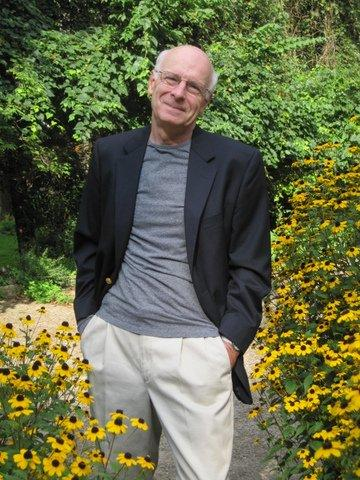 West Virginia Poet Laureate Marc Harshman