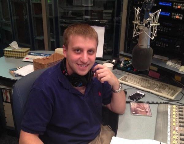 Composer Matt Jackfert