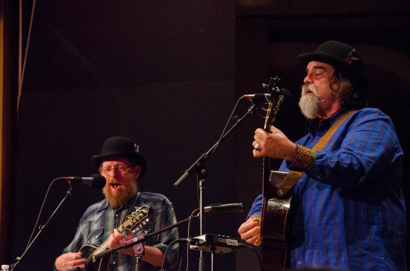 Darrell Scott & Tim O'Brien on Mountain Stage