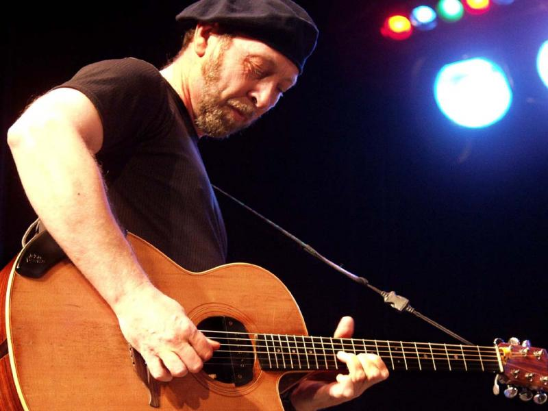 Richard Thompson, live on Mountain Stage