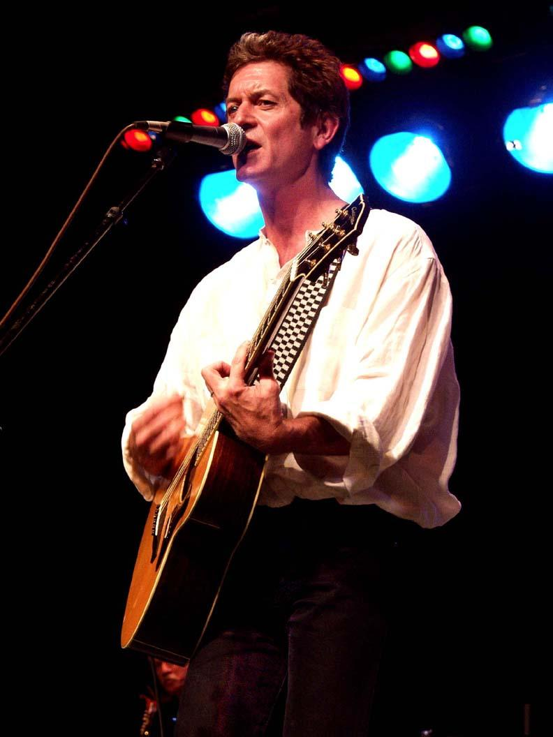Rodney Crowell, live on Mountain Stage