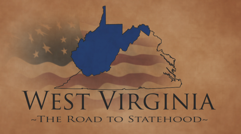 West Virginia The Road to Statehood Cover
