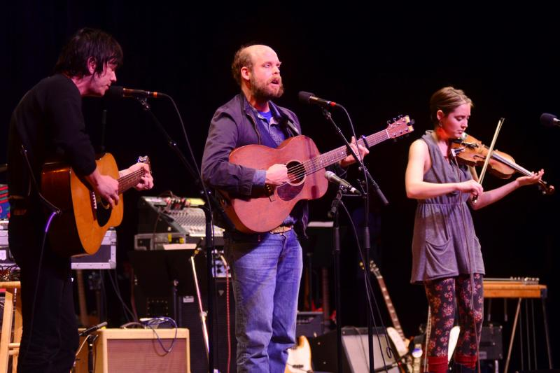 Bonnie Prince Billy, live on Mountain Stage