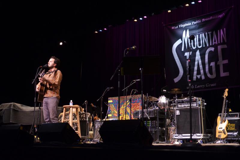 Mason Jennings on Mountain Stage