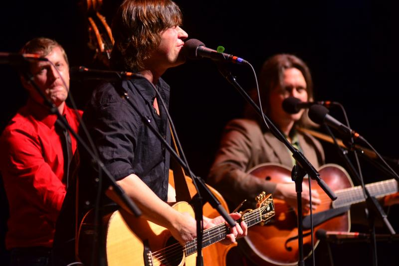 Rhett Miller, live on Mountain Stage