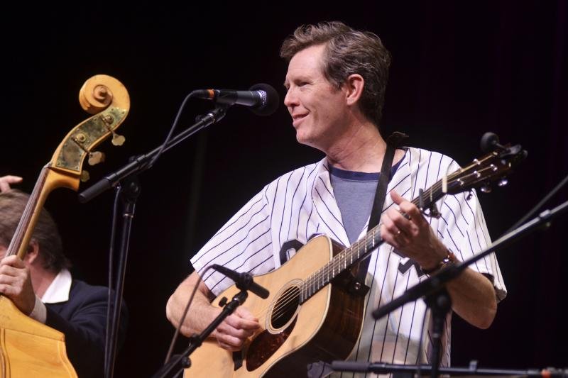 Robbie Fulks on Mountain Stage