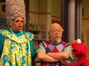 Grandparents Celebration (Episode 4417) on Sesame Street