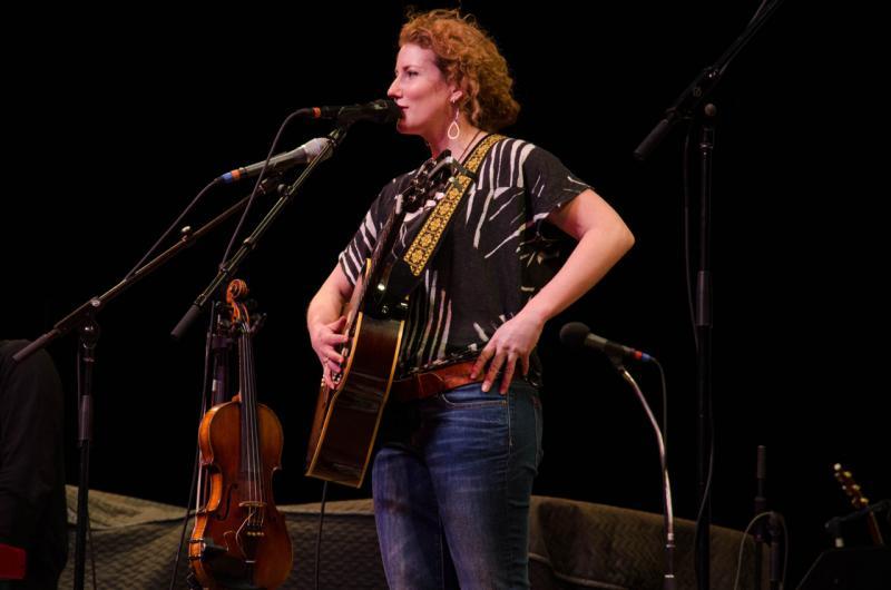 Kathleen Edwards on Mountain Stage