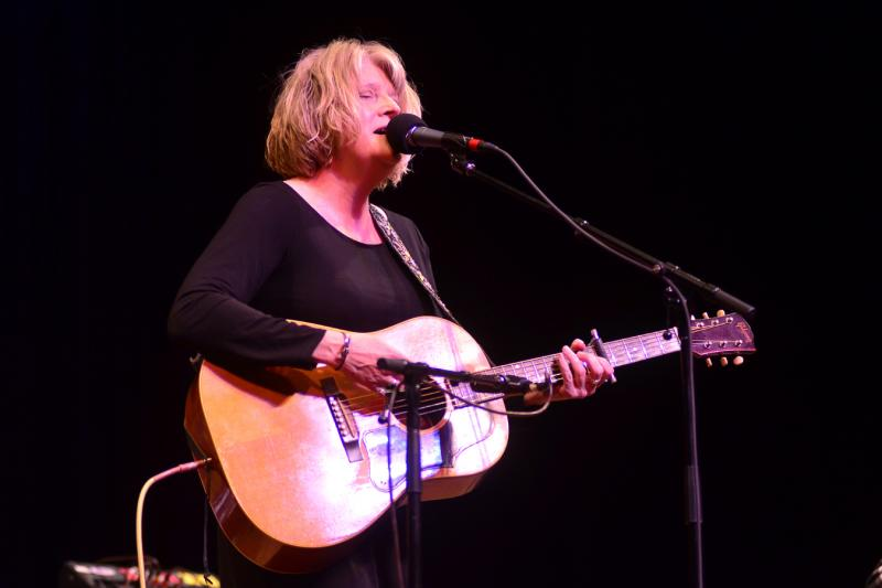 Kim Richey on Mountain Stage