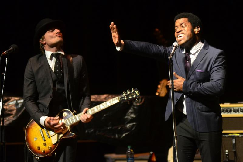Vintage Trouble on Mountain Stage