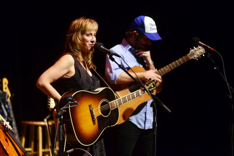 Amy Speace, live on Mountain Stage