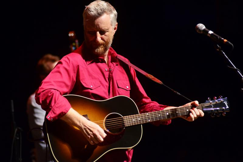 Billy Bragg, Live on Mountain Stage